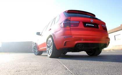 BMW X5 M (E70) от Fostla и PP-Performance