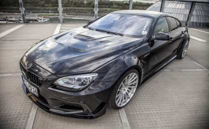 BMW 6-Series Gran Coupe PD6XX от Prior Design