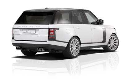 Range Rover 2013 Stage 1 от Lumma Design