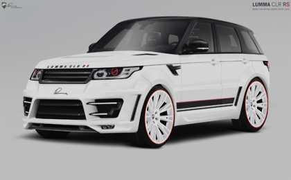 Range Rover Sport CLR RS от компании Lumma Design