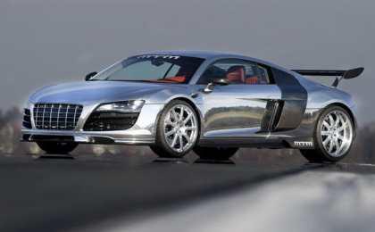 Audi R8 V10 Biturbo GT от ателье MTM