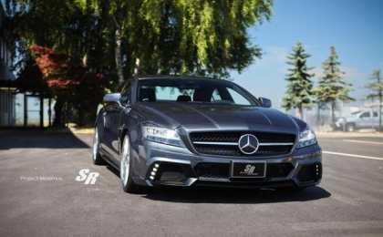 Mercedes-Benz CLS 63 AMG Project Maximus от Wald