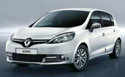 Renault Scenic и Grand Scenic Limited Edition