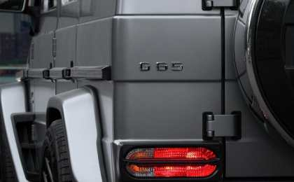 Mercedes-Benz G65 AMG Mansory от TopCar