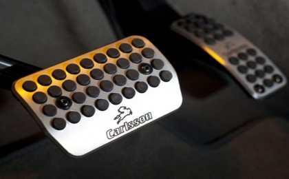 Carlsson показал Mercedes CGL 45 Royal Last Edition