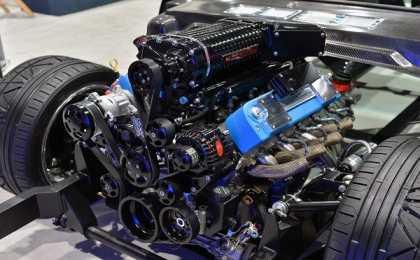 SEMA 2013: Ford Mustang 1965 от Ringbrothers