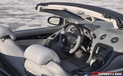 Mercedes-Benz SL55 AMG в тюнинге ZR Auto