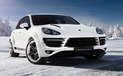 Porsche Cayenne Vantage 2 от ателье TopCar