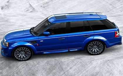 Kahn Design обновил Range Rover RS300 Cosworth