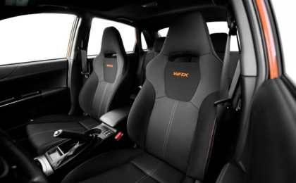 Subaru назвала цену WRX и WRX STI Special Edition
