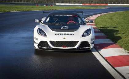adminus представит Exige V6 Cup R в Бирмингеме
