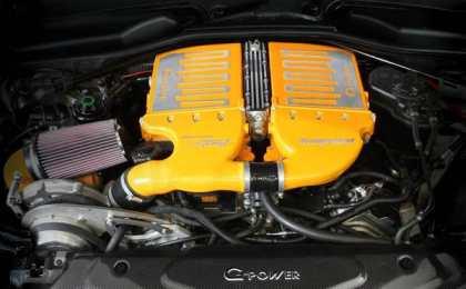 G-Power предложил доводку BMW M5 и M6 V10