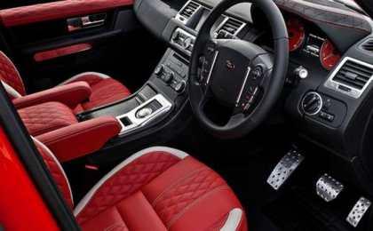 Range Rover Sport «Mille Miglia» от A. Kahn Design