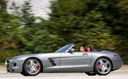 """Mercedes """"Baby-SLS"""" получил зеленый свет"""