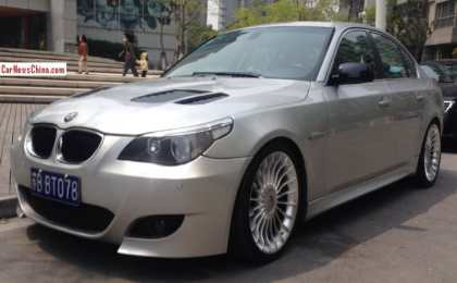 BMW 5-Series Li (E60) Alpina из Китая