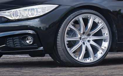 BMW 4-Series Convertible в тюнинге Hartge