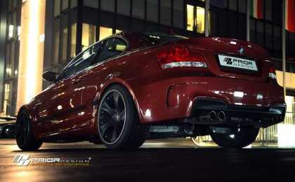 BMW 1-Series Coupe в тюнинге Prior Design