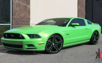 Ford Mustang GT в тюнинге KC Trends