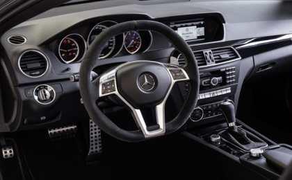 Mercedes-Benz C63 AMG Edition 507 покажут в Женеве