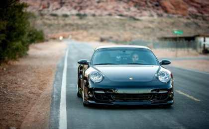 900-сильный Porsche 911 Turbo (977) от Switzer Performance