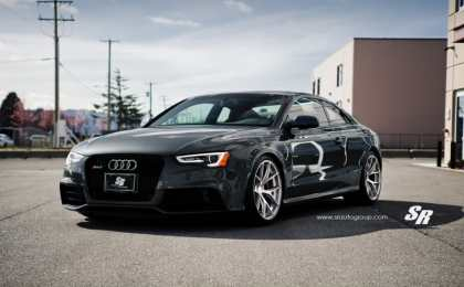 SR Auto Group доработал Audi RS5 Coupe
