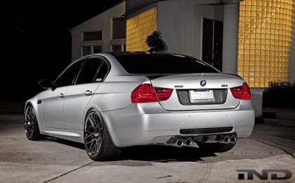 BMW M3 (E92) от iND Performance и ADV.1 Wheels
