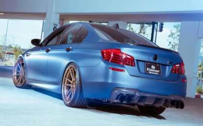 BMW M5 F10 в исполнении R1 Motorsport