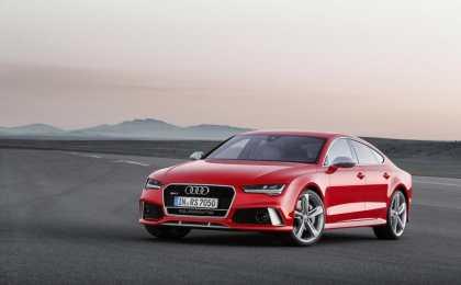 Audi рассекретила рестайлинговую версию RS7 Sportback