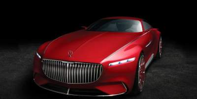 Mercedes-Maybach презентовал роскошную новинку