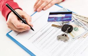 Необходимые документы при продаже авто