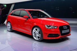 Технические характеристики Audi A3