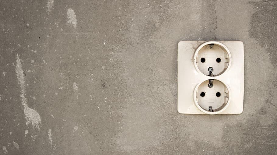 Электрические розетки - подключение