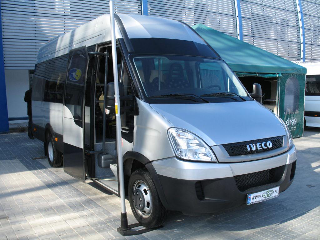 Iveco (Ивеко) 3508