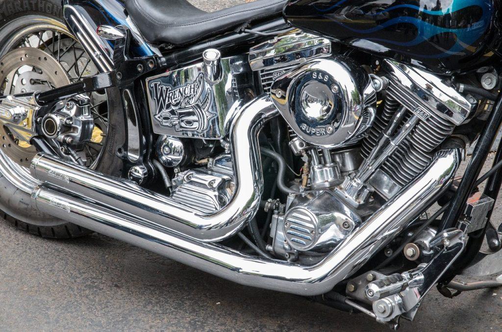 Недорогие системы выпуска отработанных газов для мотоцикла