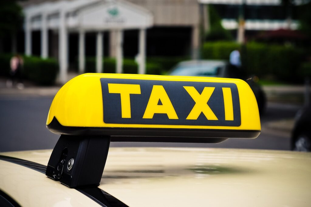 Тарифы такси