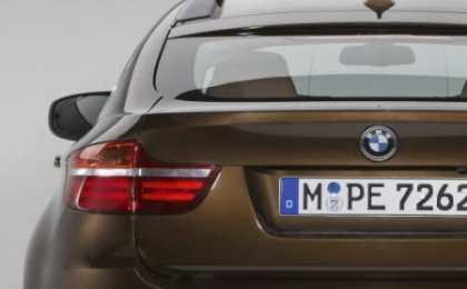 BMW X6. Модель 2012 года