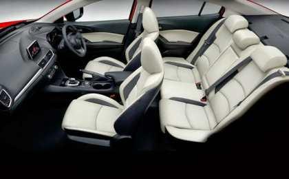Mazda Axela (Mazda3) стала гибридом