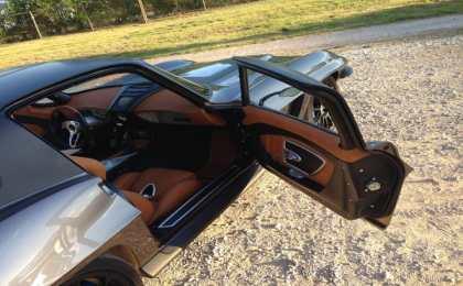 Corvette Stingray C2 на дисках HRE Wheels