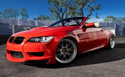 BMW M3 (E93) от ателье R's Tuning