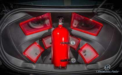 Chevrolet Camaro ZL1 в тюнинге Ultimate Auto