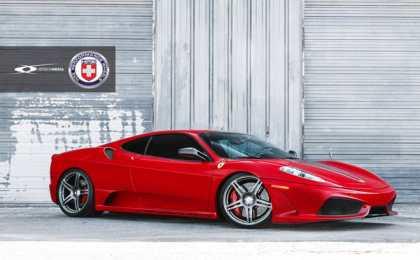Ferrari F430 Twin Turbo от Underground Racing
