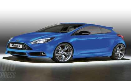 На смену трехдверному Focus придет Focus Coupe