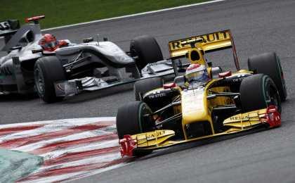 Виталия Петрова оштрафовали на пять позиций на квалификации Гран-при Италии