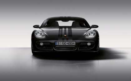 Porsche покажет в Лос-Анджелесе новый среднемоторный спорткар
