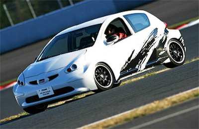 Toyota разрабатывает дешевое купе для молодежи