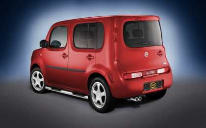 Cobra N представил тюнинговый пакет для Nissan Cube