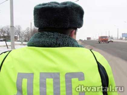 Автоинспектор пытался лишить прав водителя при смерти