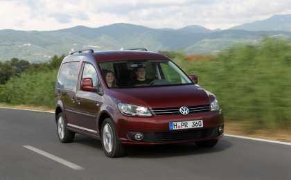 Volkswagen запустил производство новых Caddy и Caddy Maxi