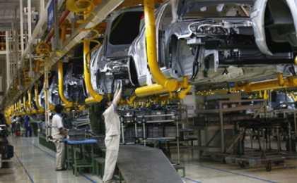Продажи автомобилей в Китае побили прошлогодний рекорд