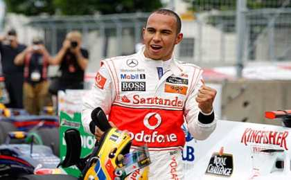 McLaren делает второй дубль подряд
